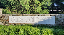 Olde Gold Cup Monument